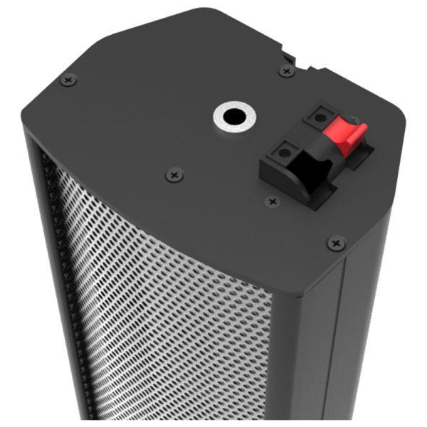 Moose CUE install column speaker