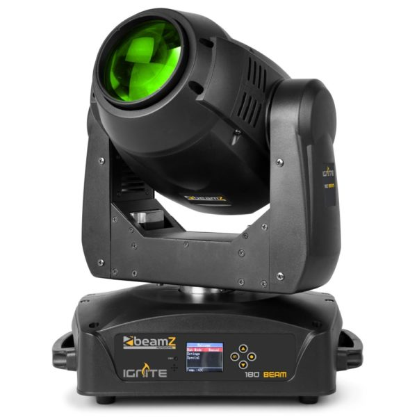 led moving head effects light