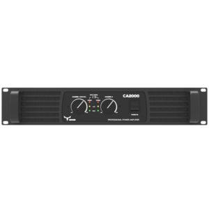 2000W 2ch Amplifier
