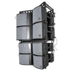 Line Array Speaker System