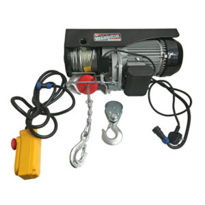 Electric Cable Winch Lift