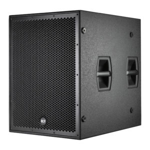 "RCF 21"" 8005-AS powered sub speaker"