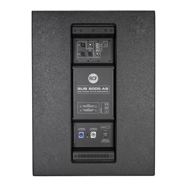 "RCF 21"" 8005-AS powered sub speaker"
