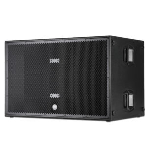 RCF 8006-AS dual 18 powered sub