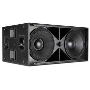 Dual 18 Powered Sub Speaker