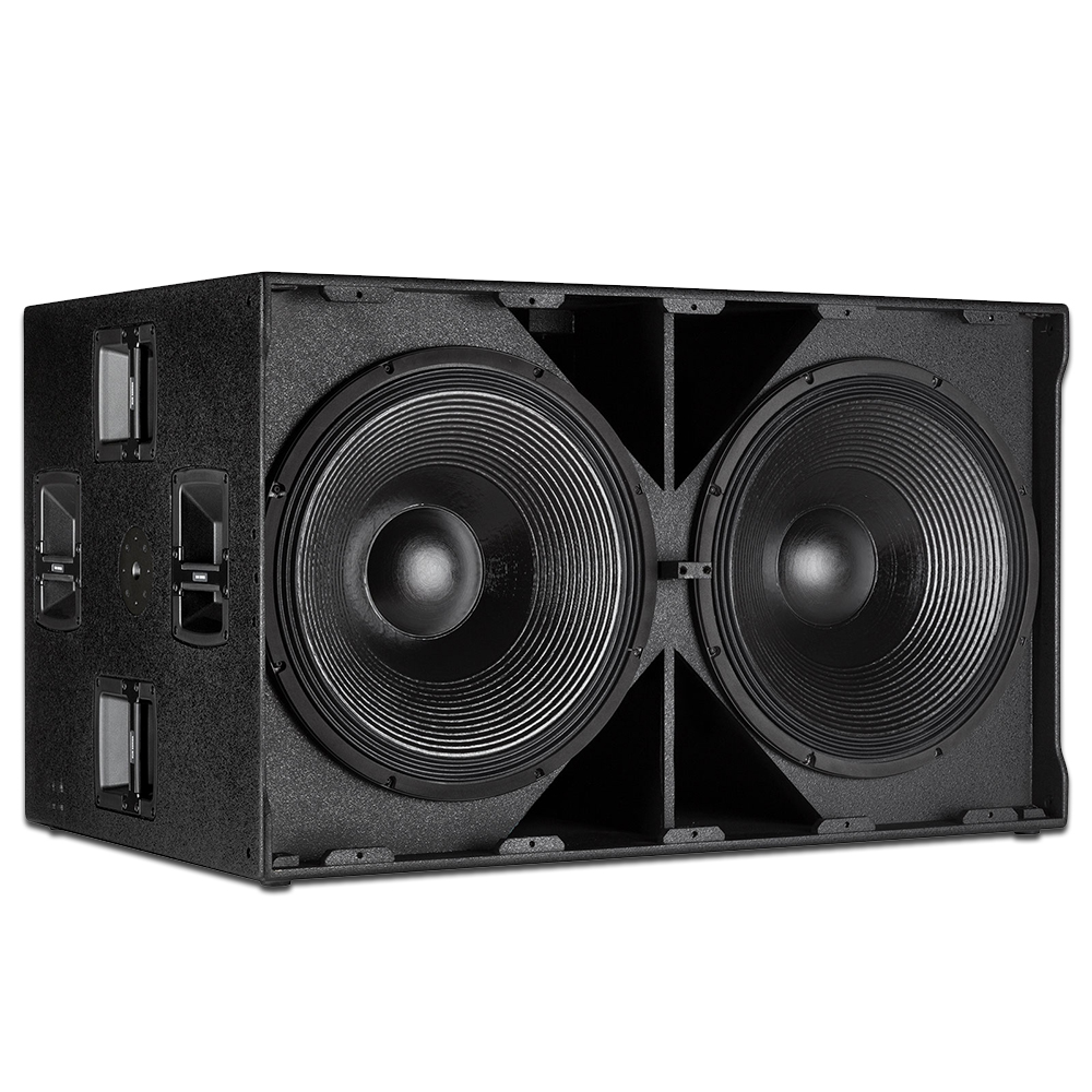 Rcf Sub 9007 As High Power Active Dual 21 Quot Subwoofer
