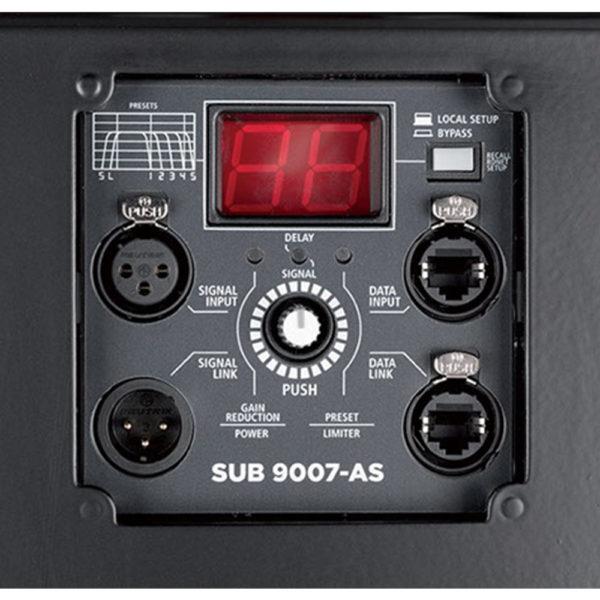 Dual 21 Powered Sub Speaker