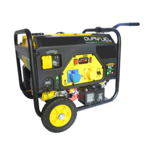 2.8kW Dual Fuel Generator