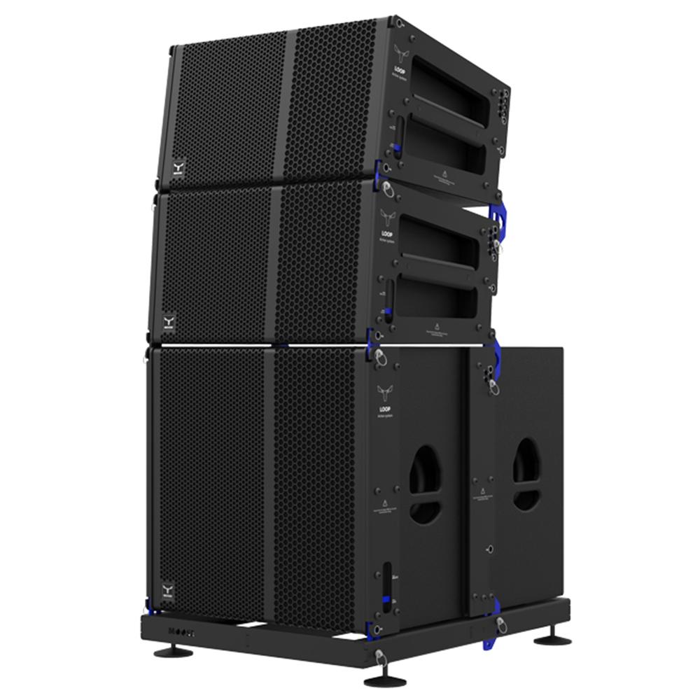 Moose Sound Loop Series Active Line Array Speaker System