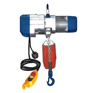 Heavy Duty Chain Winch