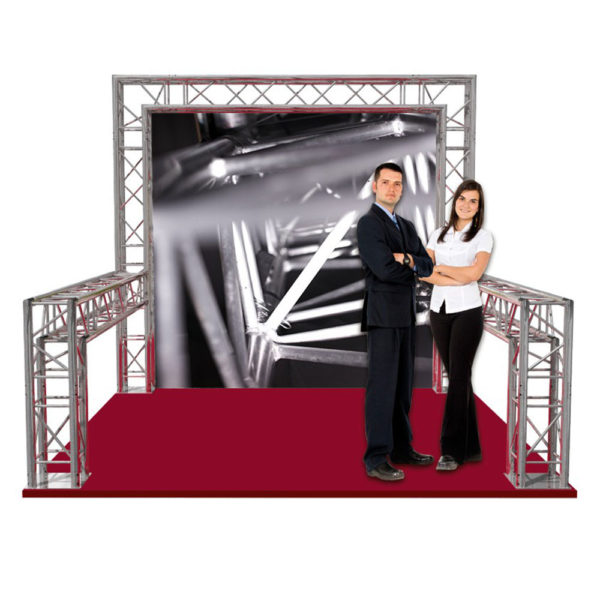 Trade Show Booth Truss