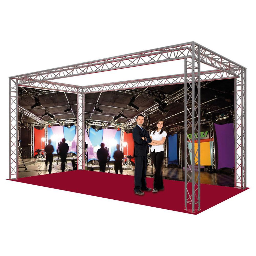Exhibition Stand Truss : Duratruss a exhibition stand truss m