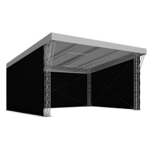 8m x 6m Stage Roof