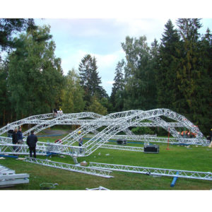 Stage Roof Package