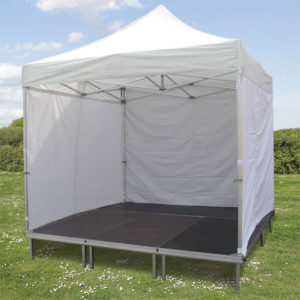 Commercial Gazebo Pop Up System
