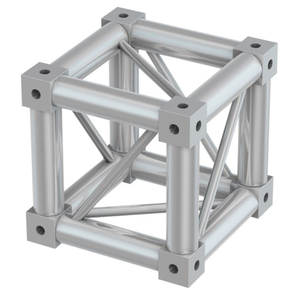 Square Truss Connector Cube