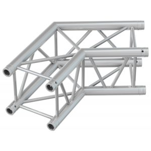 Square Truss Corner 2 Way 120 degree