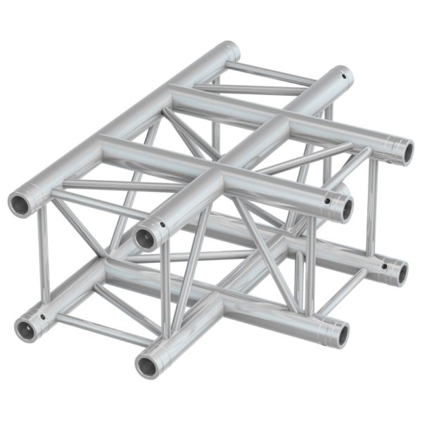 Square Truss Tee Junction