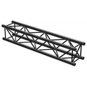 Square Truss Straight 1500mm Black