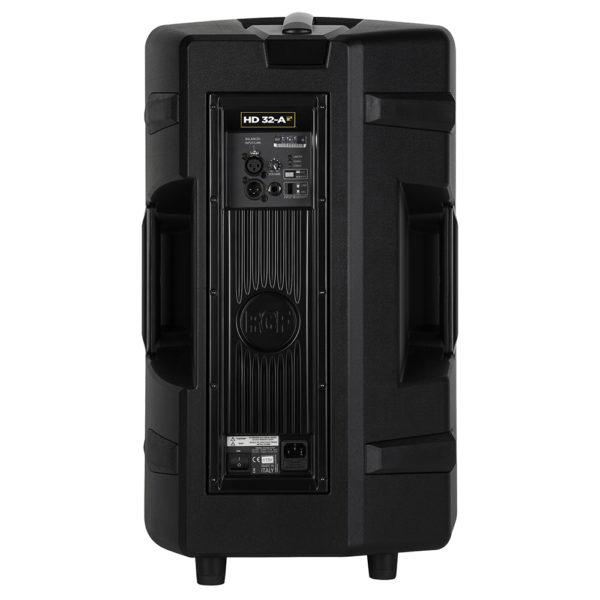 """RCF HD32A 12"""" Powered Speaker"""