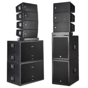 RCF HDL 20-A line array speaker system