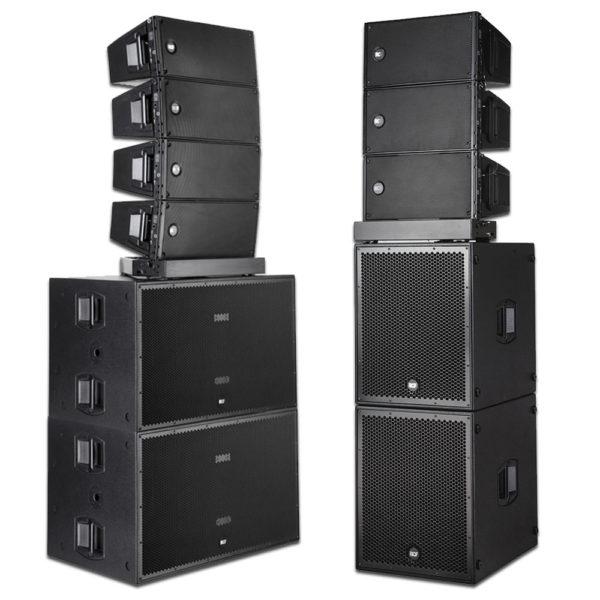 RCF HDL 10-A line array speaker module