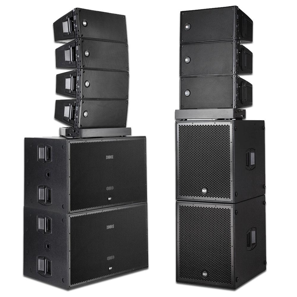 Rcf Hdl 10 A Active Line Array Module Speaker System