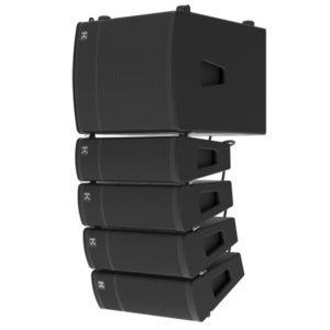 Moose LOUD mini line array system