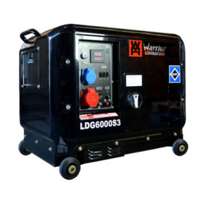 6kW Silent Power Generator