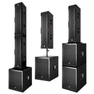 RCF NXL 44-A Vertical Speaker Array