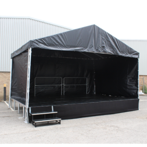 6m x 4m Affordable Stage Roof System