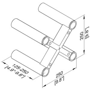 Square Truss Adapter