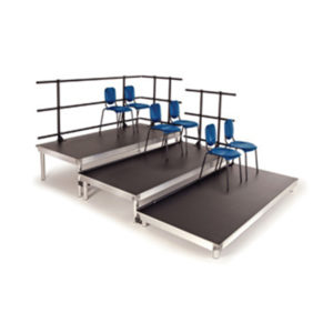 Tiered Seating - Choir Risers
