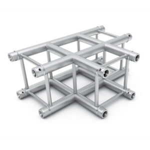 Square Truss 3 Way Connector