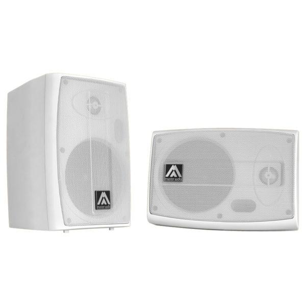 Amate Powered Audio Monitor Speakers