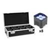 Battery LED Uplighter