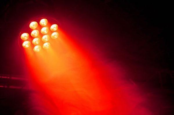 LED Colour Par Wash