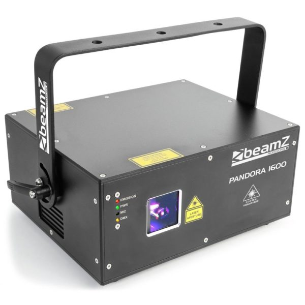 Full Colour 1.6 Watt Laser