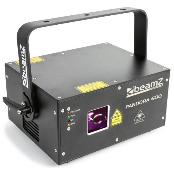Full Colour 600mW Laser