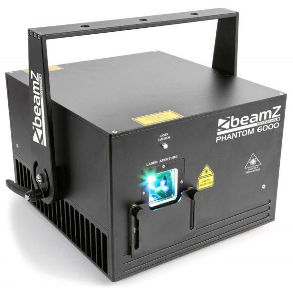 Full Colour 6 Watt Laser