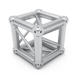 Truss Cube Square Connector