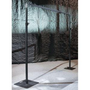 Curtain Pole Base Plate