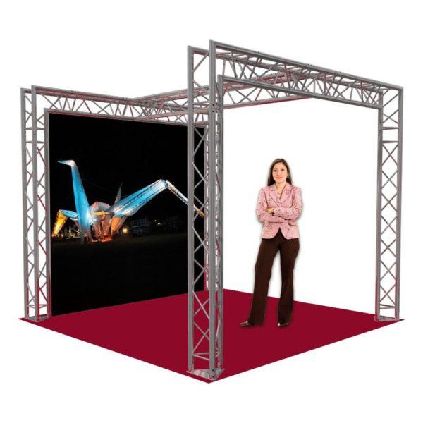 Duratruss Show Stand