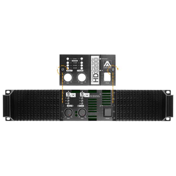 3200W Power Amplifier