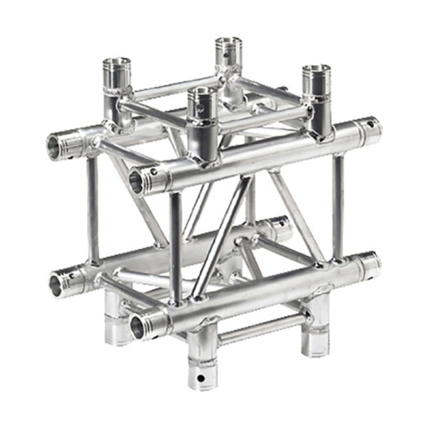 Square 4 Way Truss Junction