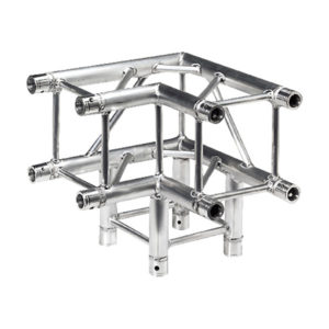 Square Truss Corner 3 Way