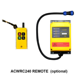 Electric Winch Wireless Remote