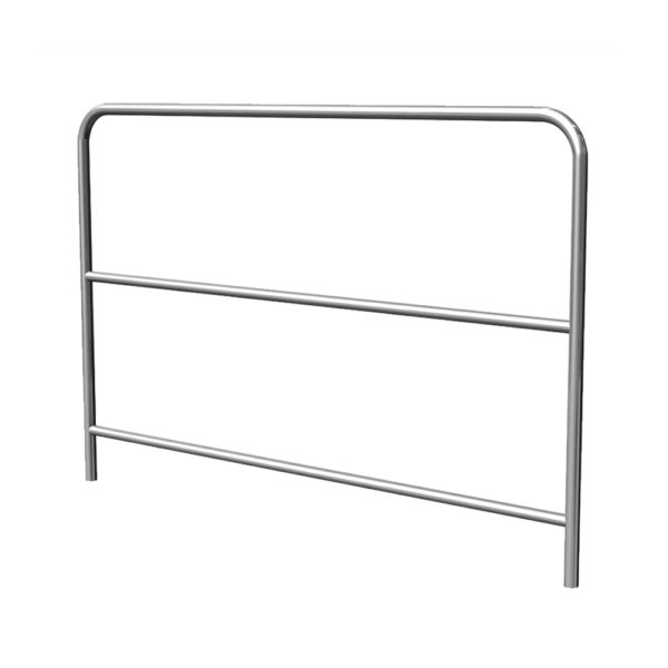 Stage Safety Railing