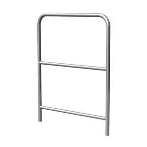 Stage Safety Handrail 1m