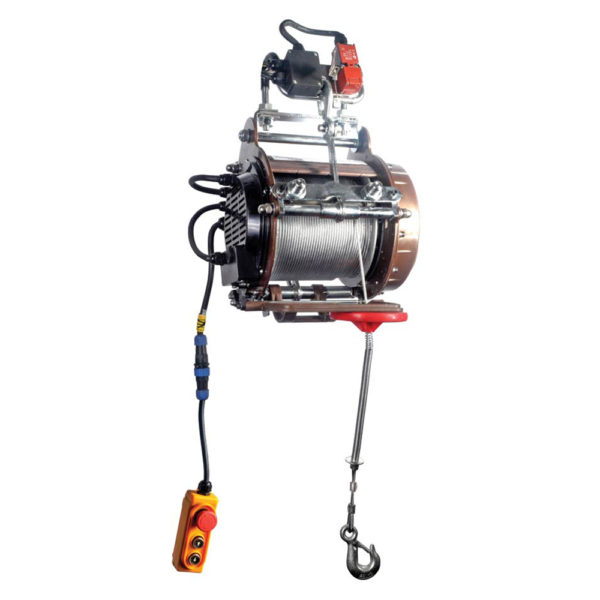 Electric Chain Winch
